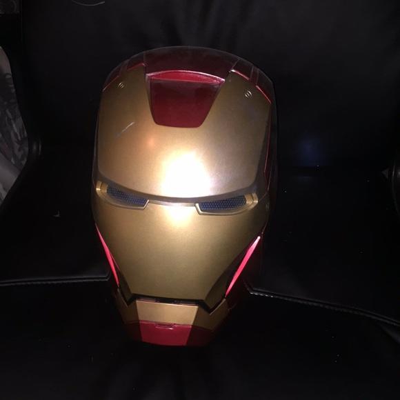Marvel's Avengers Iron Man Mk 7 Helmet